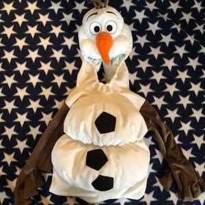 Olaf Toddler costume